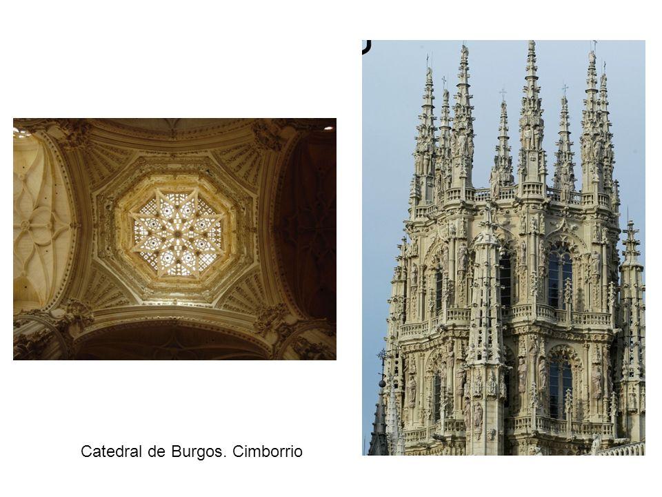 Catedral de Burgos. Cimborrio