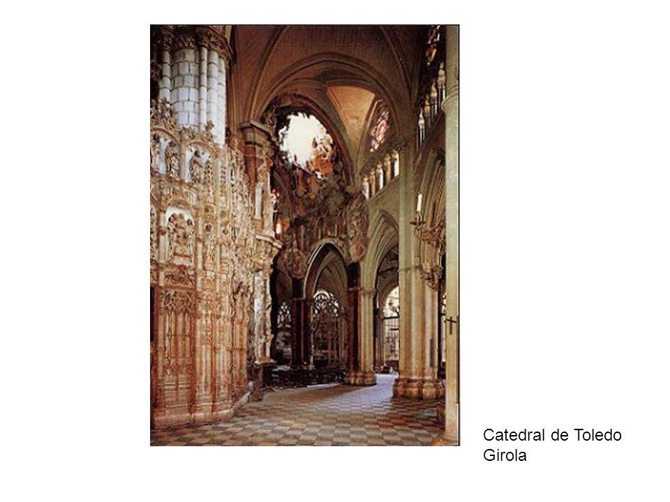Catedral de Toledo Girola
