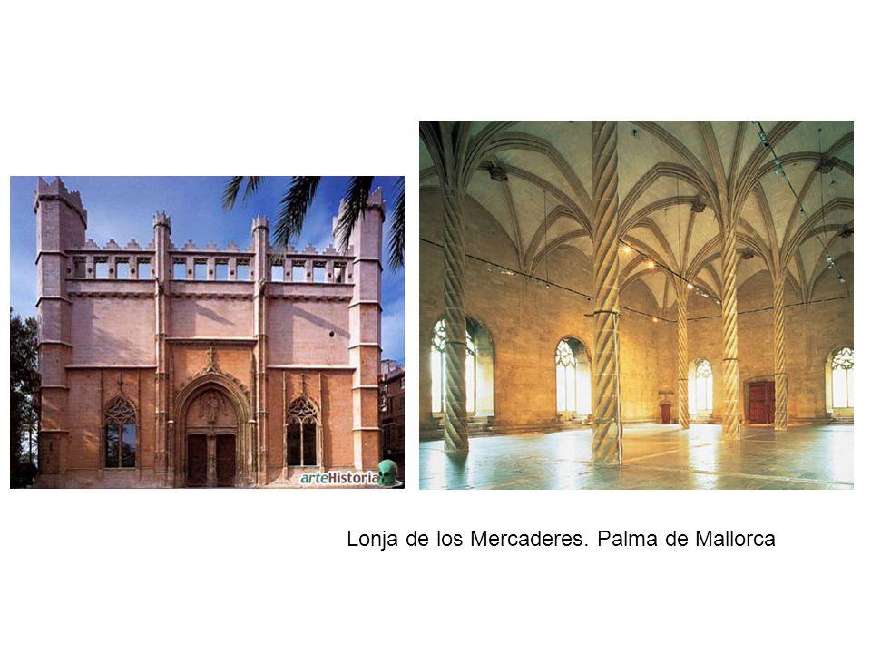 Lonja de los Mercaderes. Palma de Mallorca