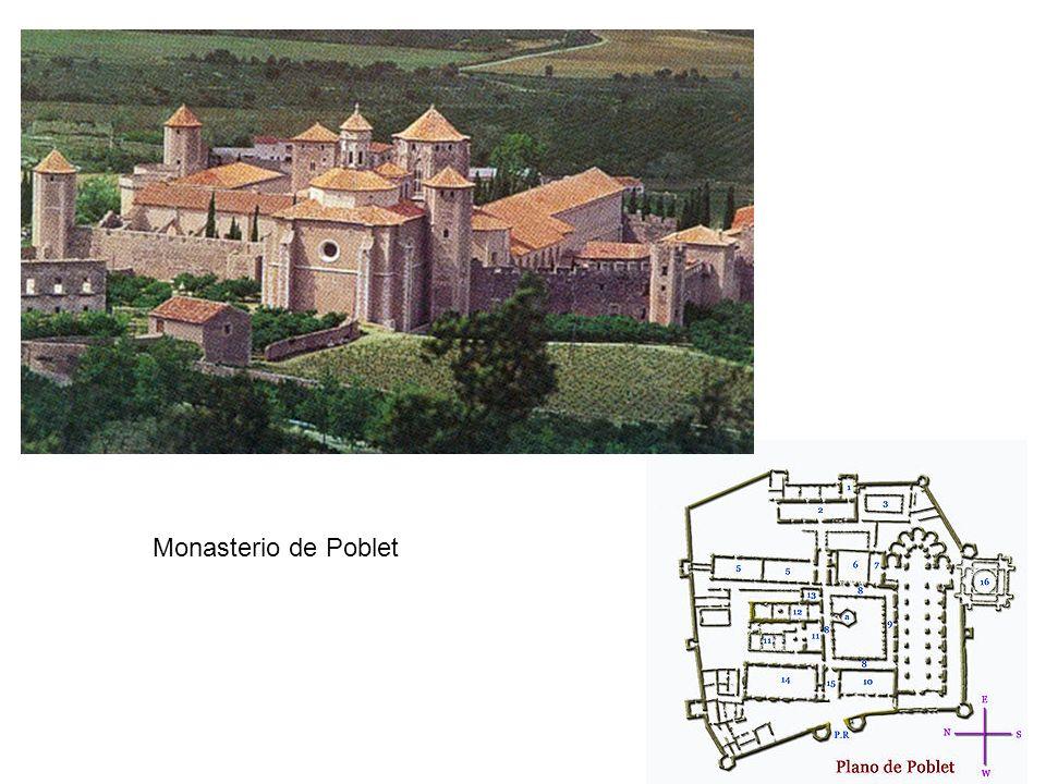 Monasterio de Poblet