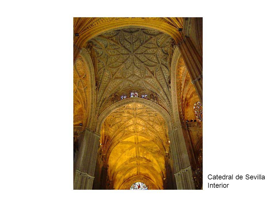 Catedral de Sevilla Interior