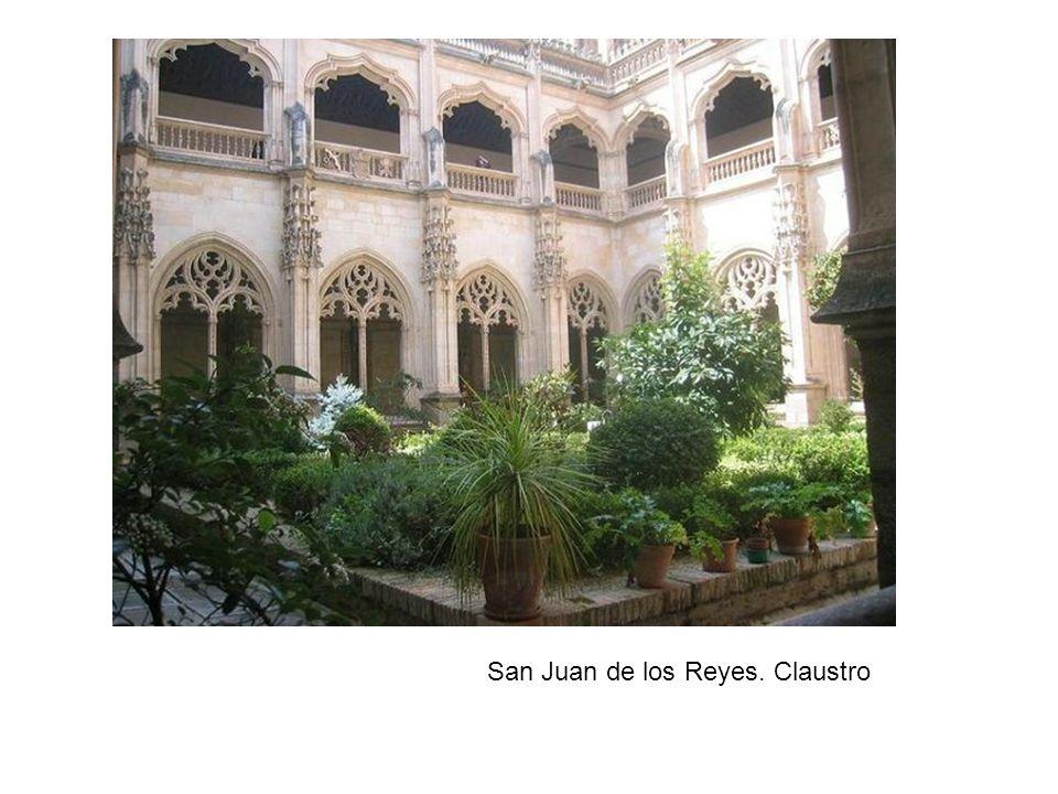 San Juan de los Reyes. Claustro