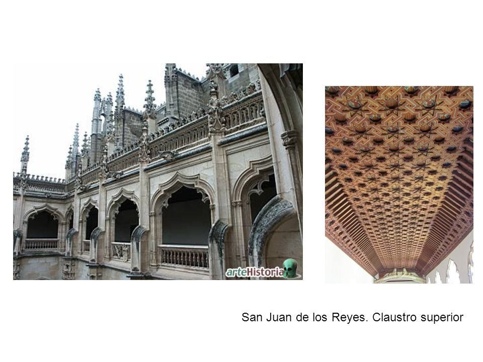 San Juan de los Reyes. Claustro superior