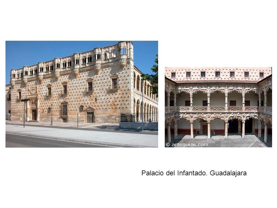 Palacio del Infantado. Guadalajara