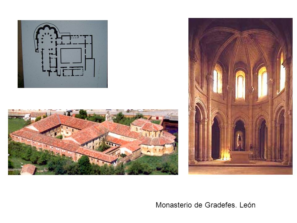 Monasterio de Gradefes. León