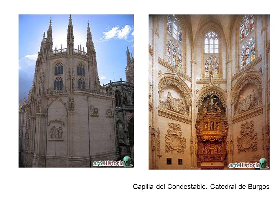 Capilla del Condestable. Catedral de Burgos