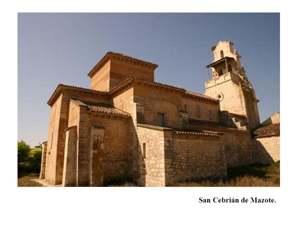 San Cebrián de Mazote.