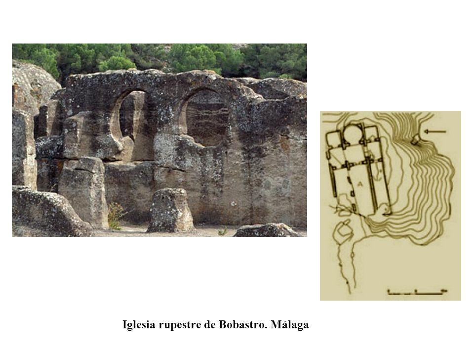 Iglesia rupestre de Bobastro. Málaga