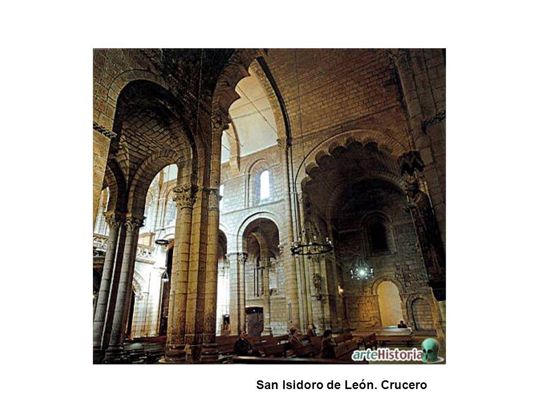 San Isidoro de León. Crucero
