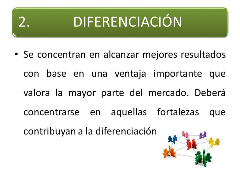 2. DIFERENCIACIÓN