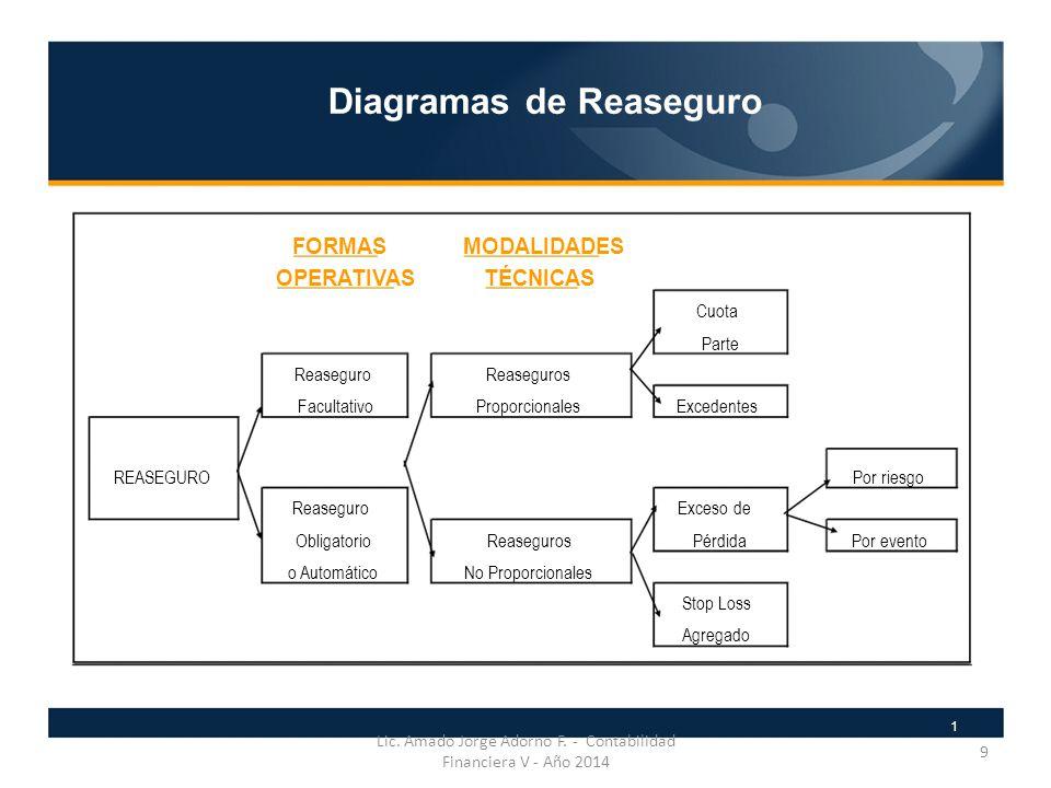 Diagramas de Reaseguro