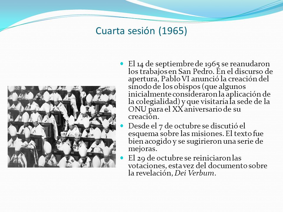 Cuarta sesión (1965)