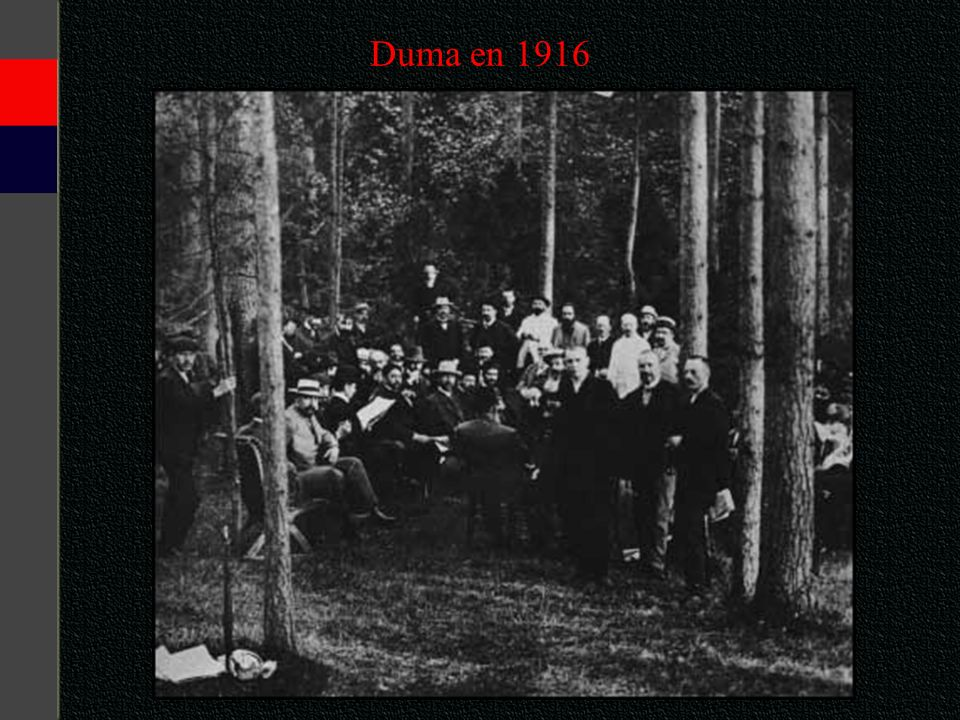 Duma en 1916