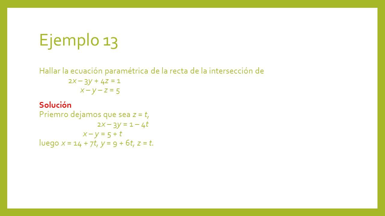 Ejemplo 13