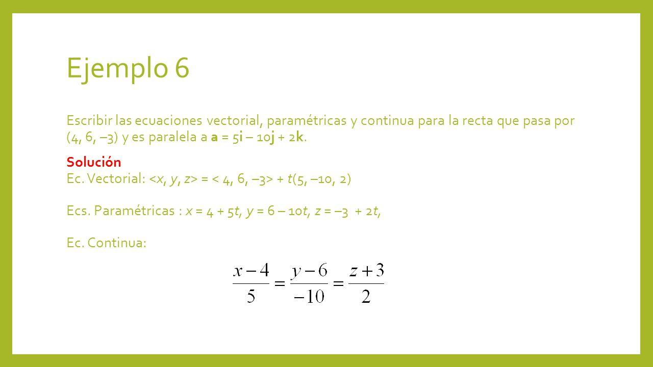 Ejemplo 6