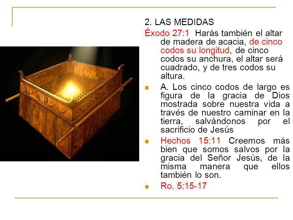 2. LAS MEDIDAS