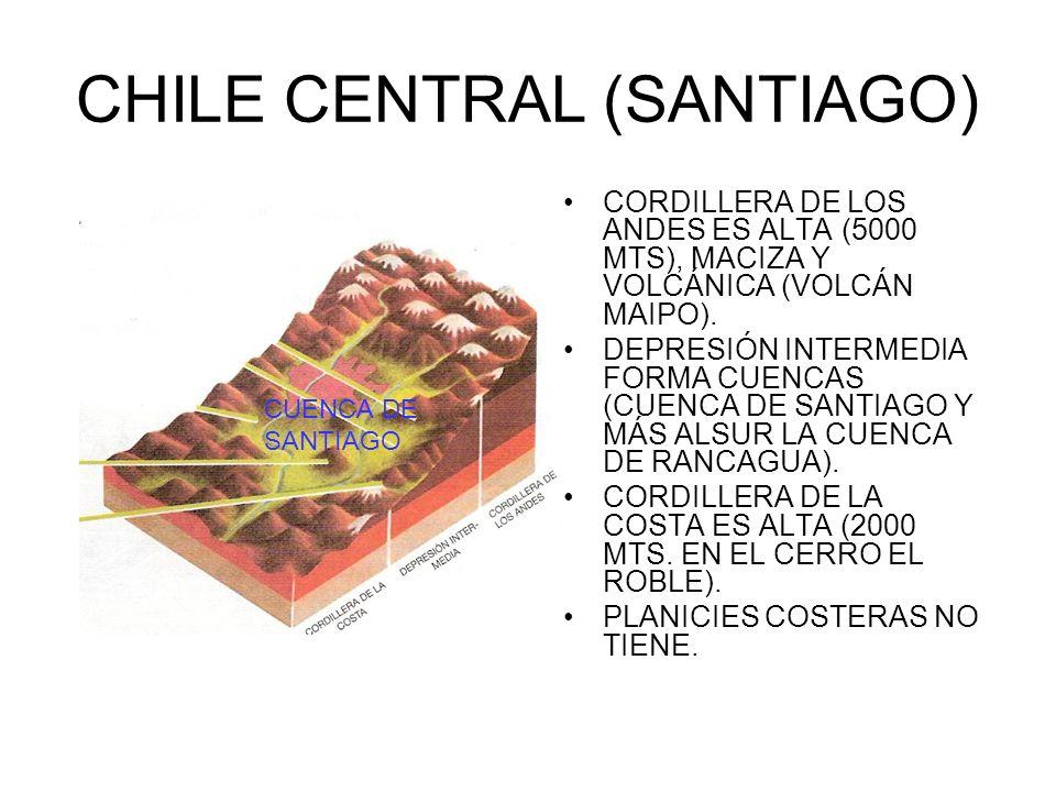 CHILE CENTRAL (SANTIAGO)