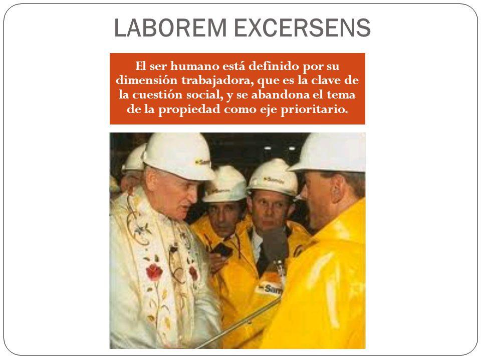 LABOREM EXCERSENS