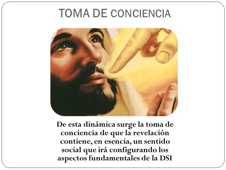 TOMA DE CONCIENCIA