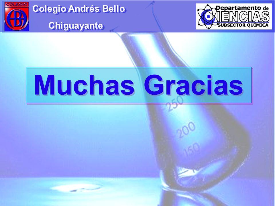 Colegio Andrés Bello Chiguayante Muchas Gracias