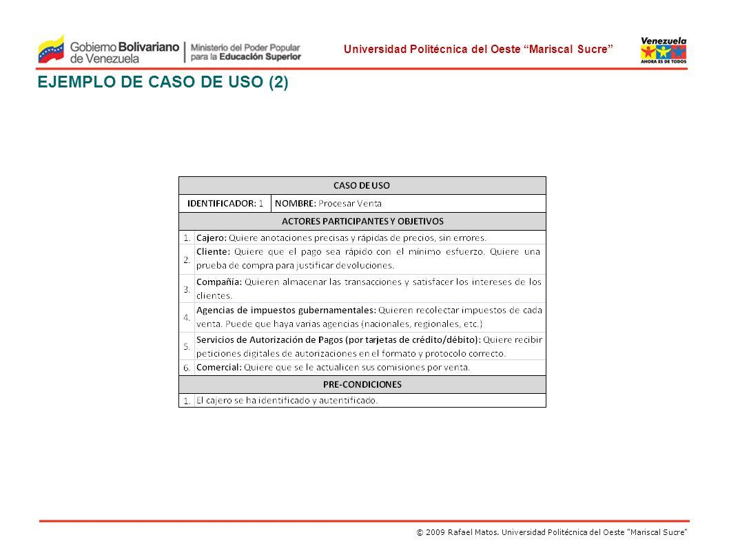 EJEMPLO DE CASO DE USO (2)