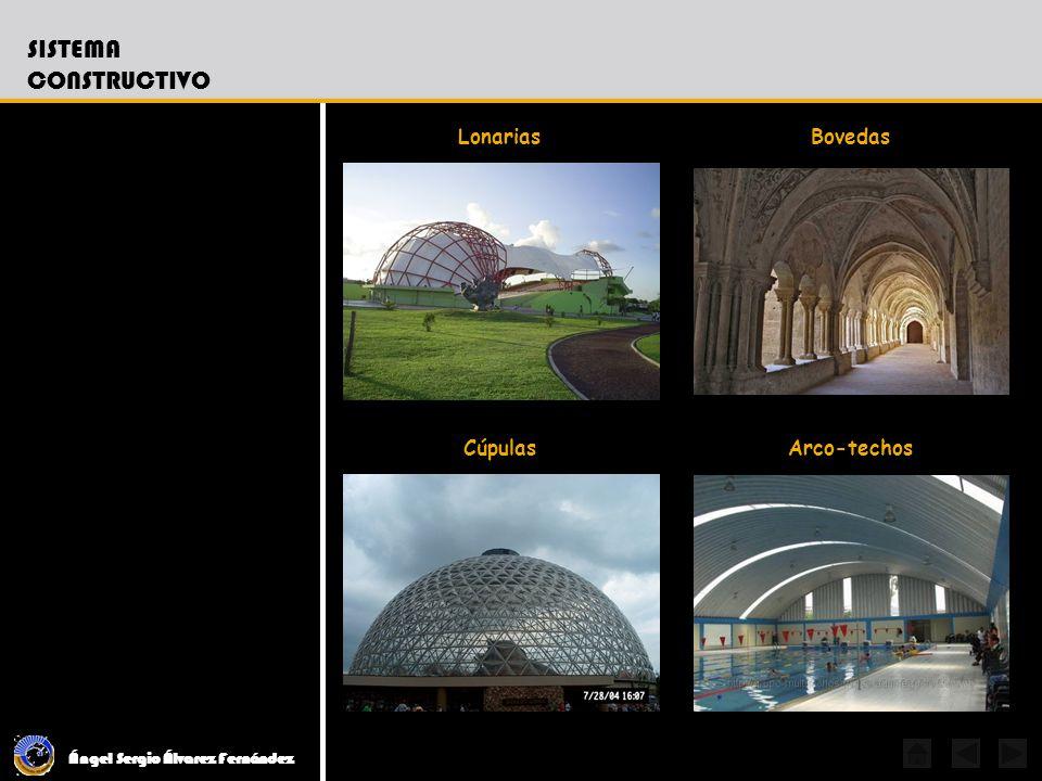 Sistema Constructivo Lonarias Bovedas Cúpulas Arco-techos