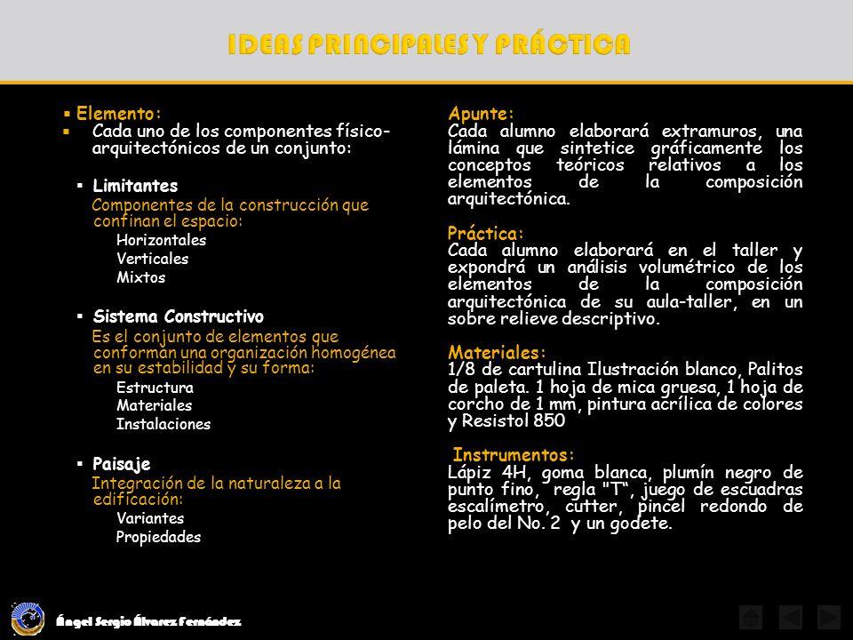 Ideas Principales y Práctica