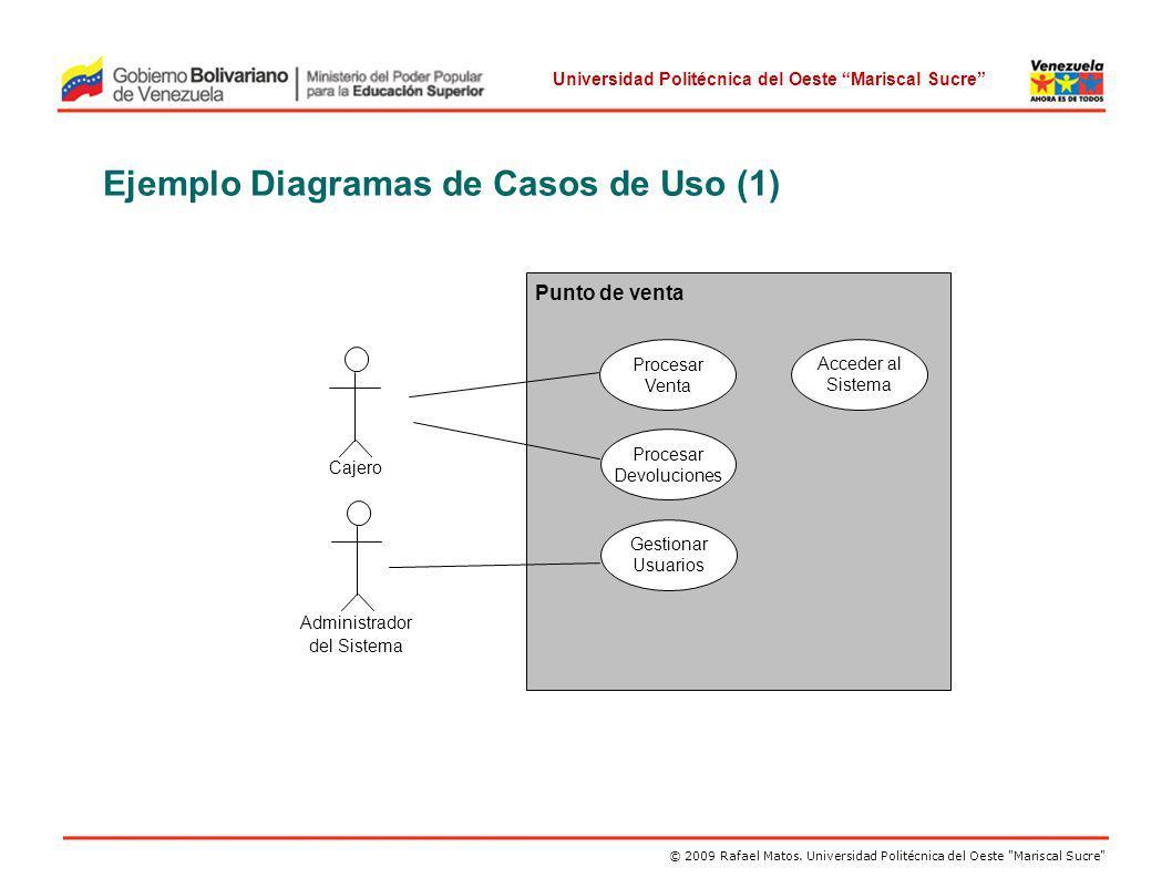 Ejemplo Diagramas de Casos de Uso (1)