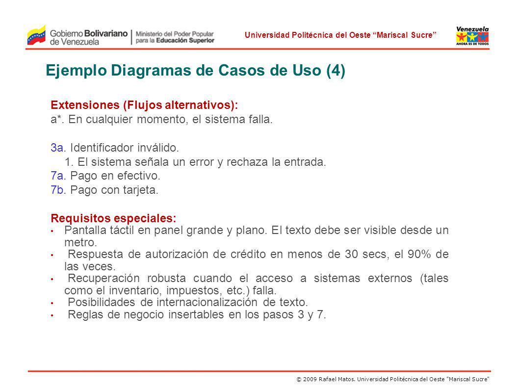 Ejemplo Diagramas de Casos de Uso (4)
