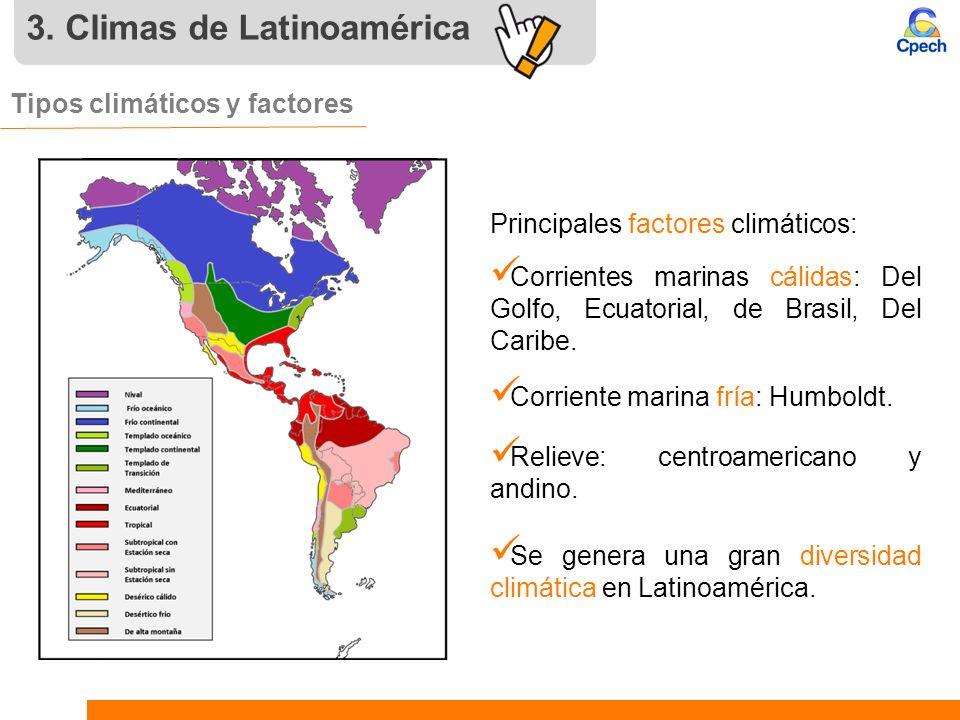 3. Climas de Latinoamérica