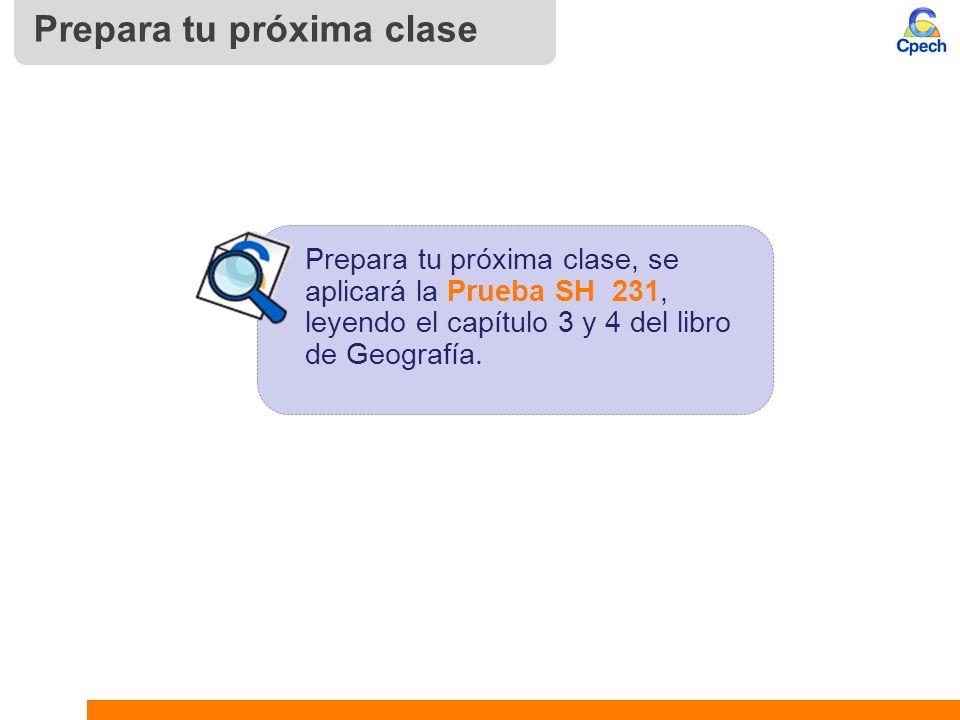 Prepara tu próxima clase