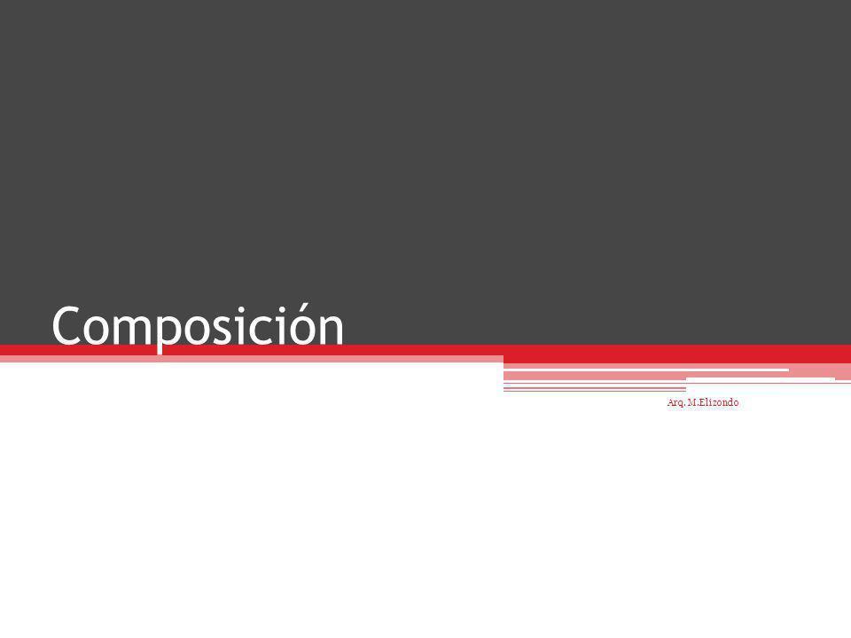 Composición Arq. M.Elizondo