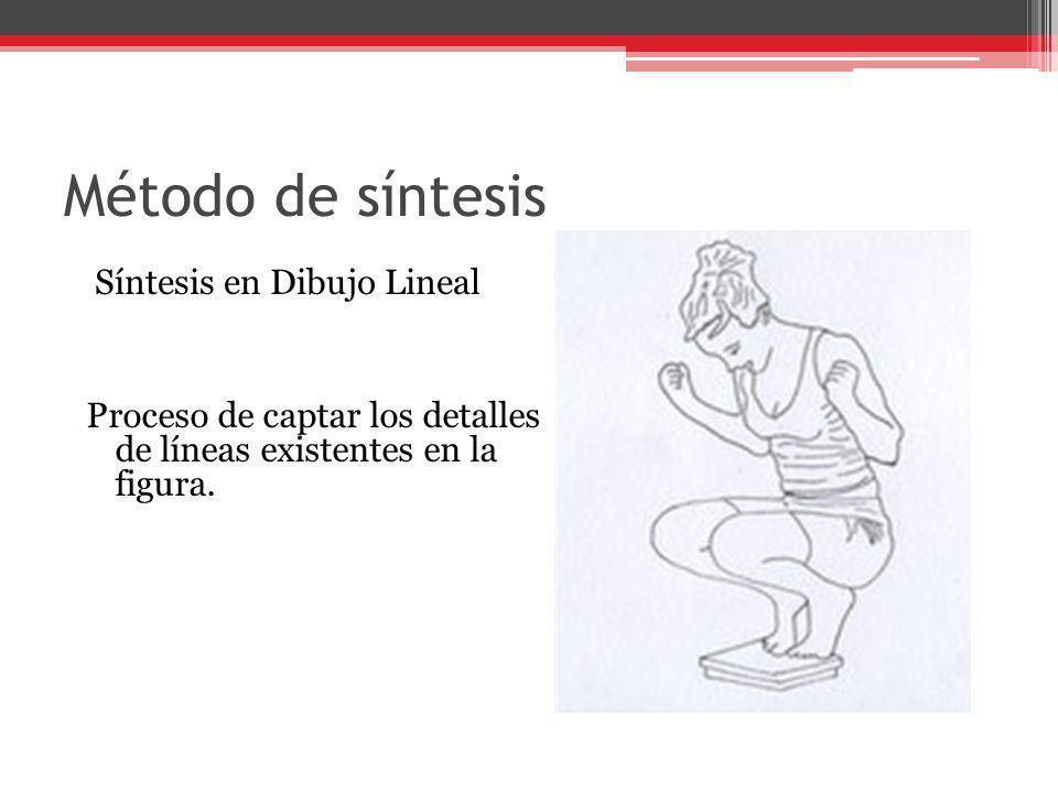 Método de síntesis Síntesis en Dibujo Lineal