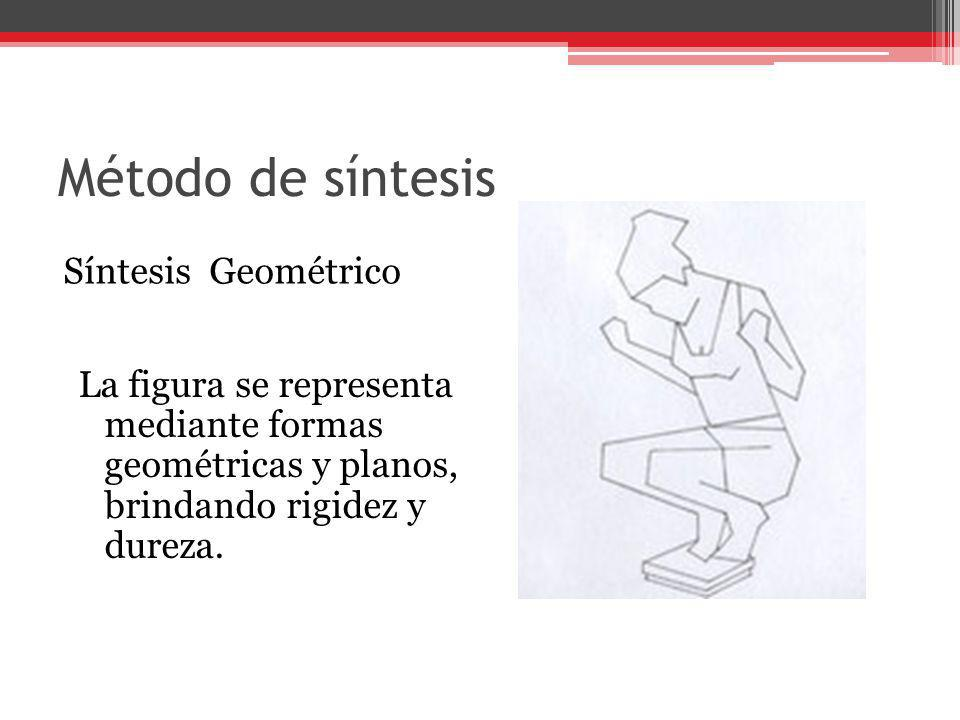 Método de síntesis Síntesis Geométrico