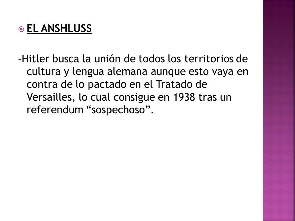 EL ANSHLUSS