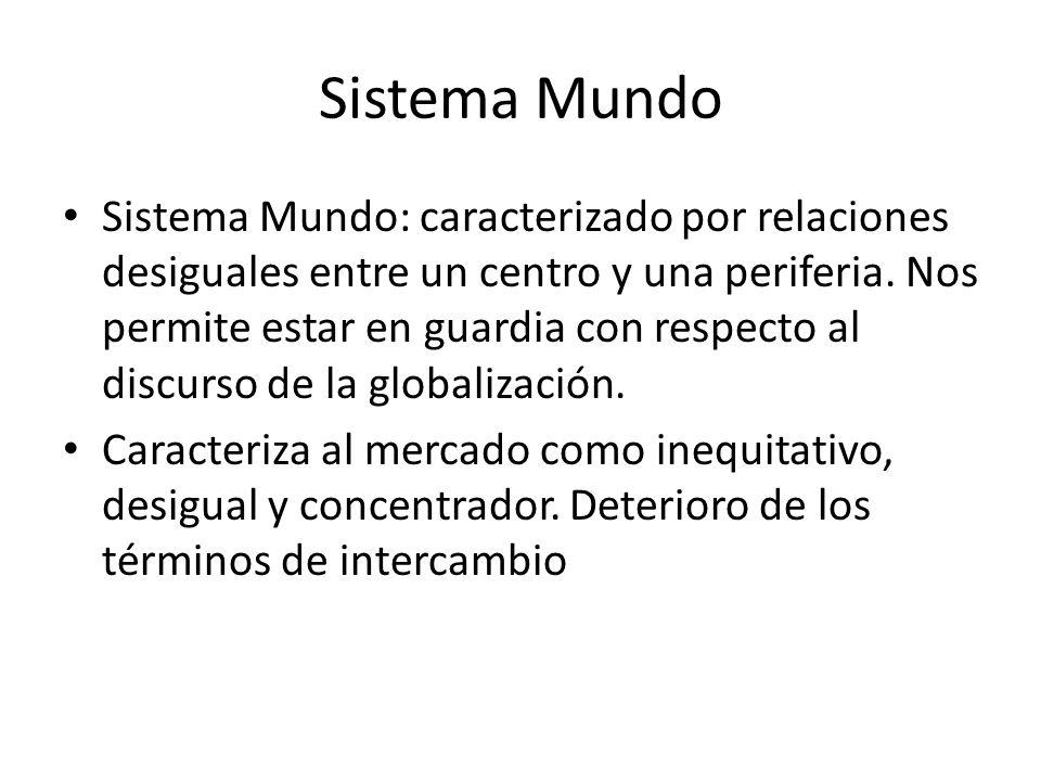Sistema Mundo