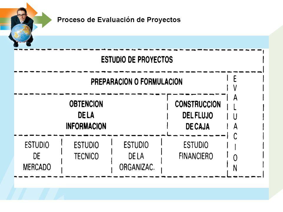 Proceso de Evaluación de Proyectos