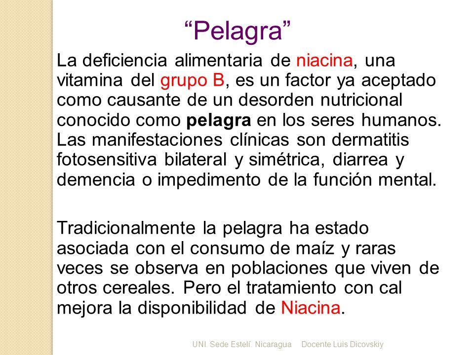Pelagra