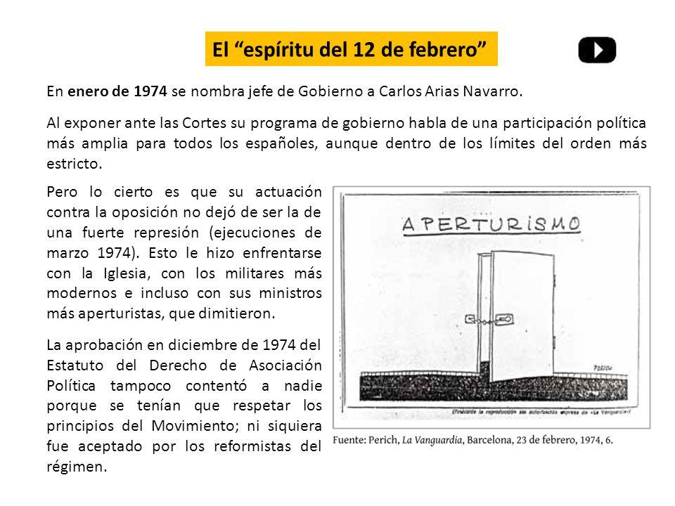 El espíritu del 12 de febrero