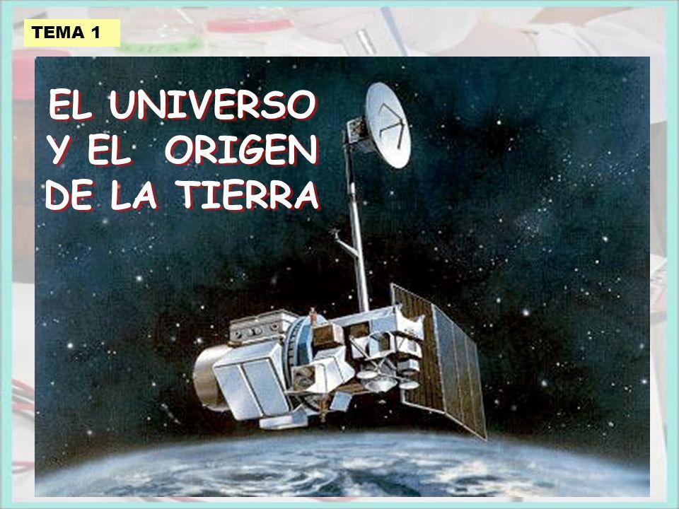 EL UNIVERSO Y EL ORIGEN DE LA TIERRA
