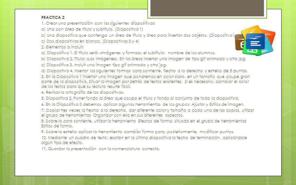 PRACTICA 2 1.