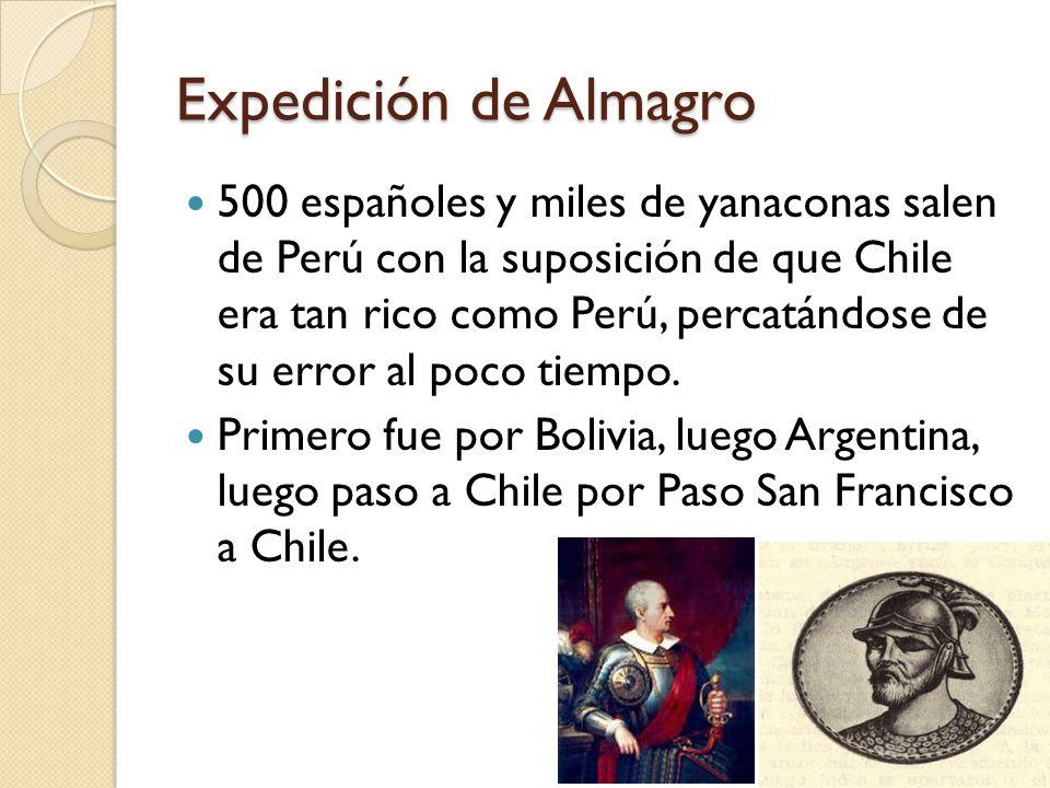 Expedición de Almagro