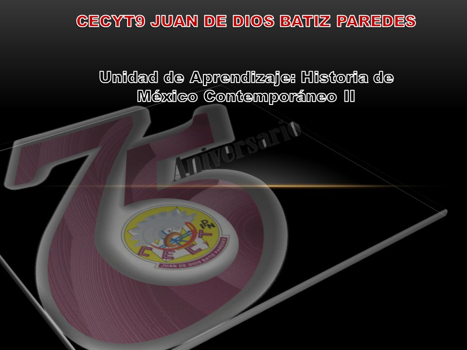 CECYT9 JUAN DE DIOS BATIZ PAREDES