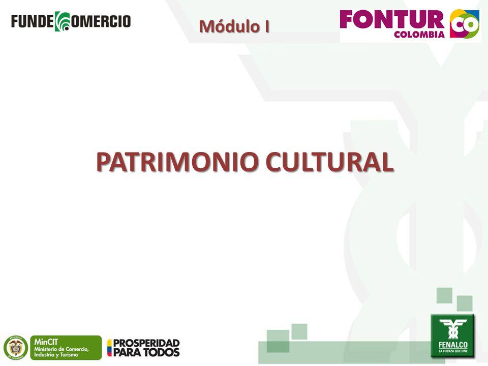 Módulo I PATRIMONIO CULTURAL