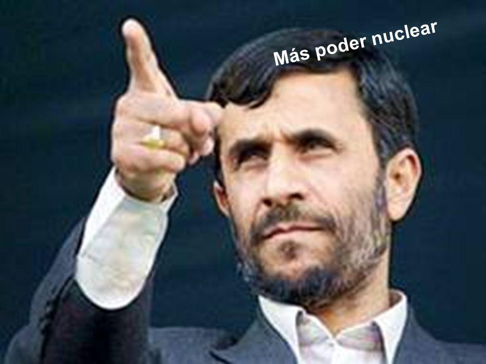 Más poder nuclear