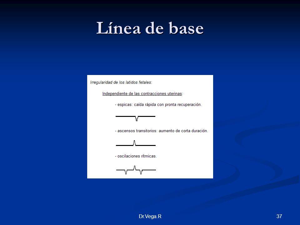 Línea de base Dr.Vega.R