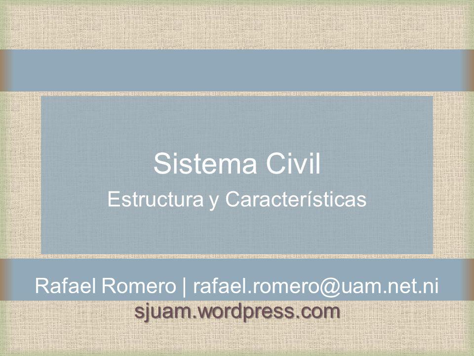 Estructura y Características