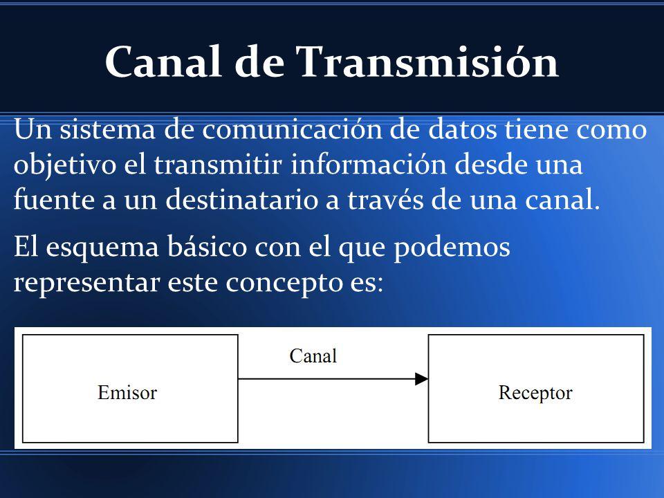 Canal de Transmisión
