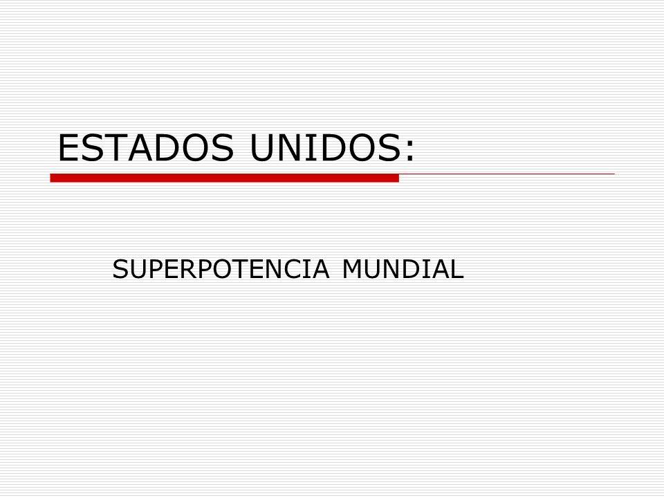 SUPERPOTENCIA MUNDIAL