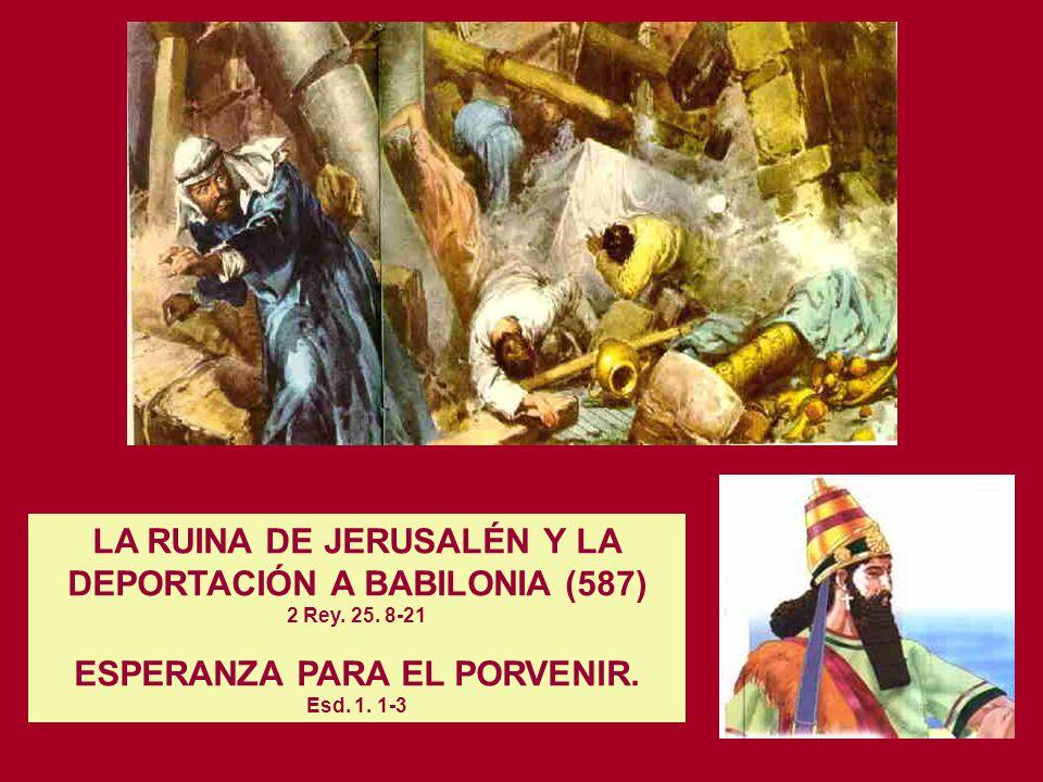 ESPERANZA PARA EL PORVENIR. Esd. 1. 1-3